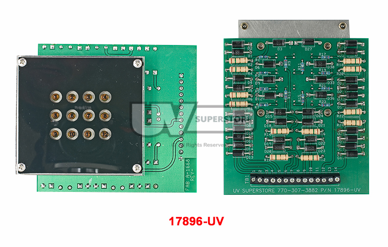 17896 Uv Replacement Led Board Uv Superstore Inc